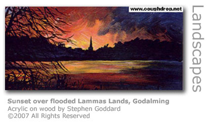 Lammas Lands by Stephen Goddard