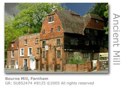 BOURNE MILL FARNHAM