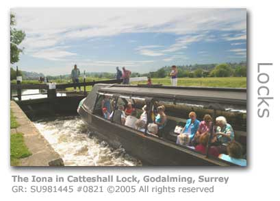 IONA IN CATTESHALL LOCK