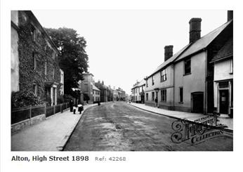 Alton High Street 1898