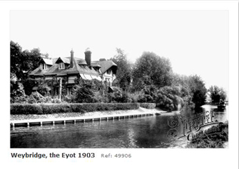 The Eyot, Weybridge