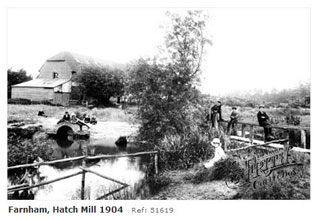 Hatch Mill at Farnham
