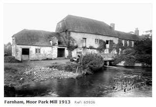 Farnham High Mill 1913