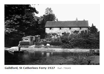 Guildford St Catherine's Ferry