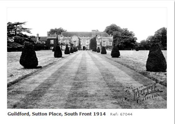 Sutton Place, Guildford