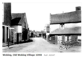 Old Woking Village 1898