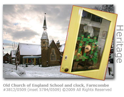Farncombe old Church of England School
