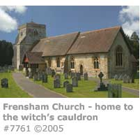 FRENSHAM CHURCH