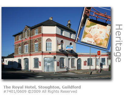 The Royal Hotel, Stoughton, Guildford