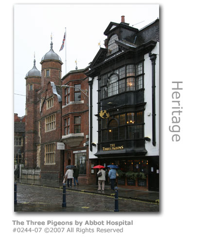 The Three Pigeons in Guildford