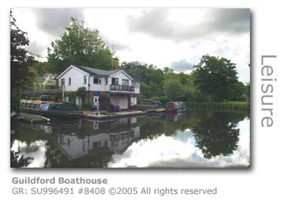 GUILDFORD BOATHOUSE