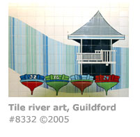 Tile art Guildford