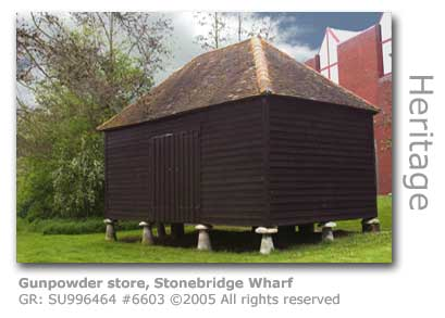 GUNPOWDER STORE