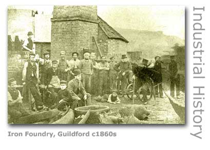 IRON FOUNDRY GUILDFORD