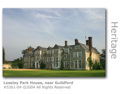 Loseley Park House near Guildford