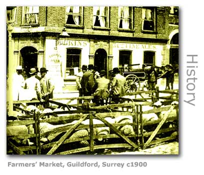 FARMERS' MARKET GUILDFORD