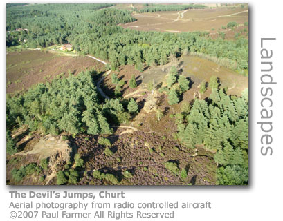 Devil's Jumps by Paul Farmer