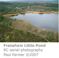 Frensham Little Pond by Paul Farmer