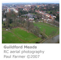 Guildford Millmead by Paul Farmer