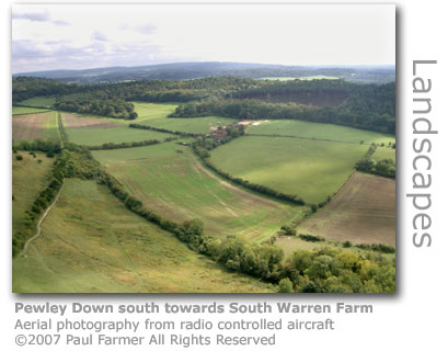 Pewley Down by Paul Farmer