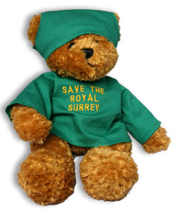 Royal Surrey Teddy