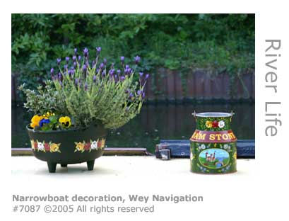 NARROWBOAT DECORATION
