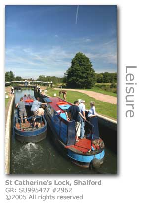 St Catherine's Lock