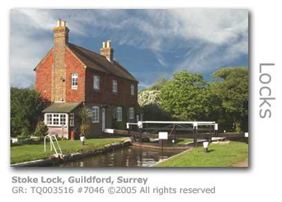 STOKE LOCK GUILDFORD