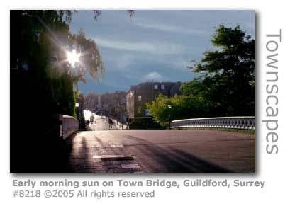 TOWN BRIDGE GUILDFORD