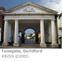 TUNSGATE GUILDFORD
