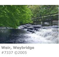 WEIR WEYBRIDGE