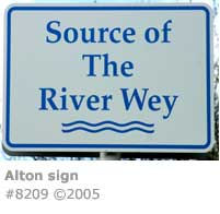 SOURCE OF WEY SIGN